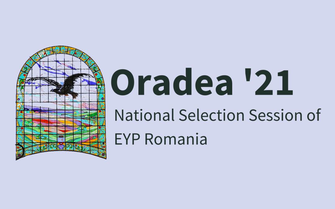 NSS Oradea '21, 7-10.09.2021